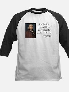Benjamin Franklin 17 Tee
