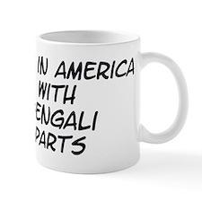 Bengali Parts Mug