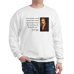 Thomas Paine 2 Sweatshirt