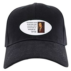 Thomas Paine 2 Baseball Hat