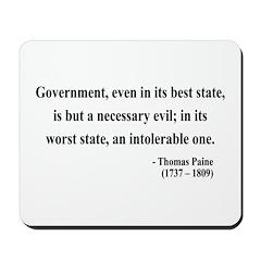 Thomas Paine 2 Mousepad