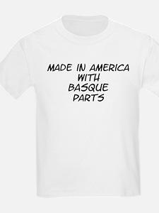 Basque Parts T-Shirt