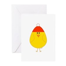 Holiday Chicken Greeting Cards (Pk of 10)