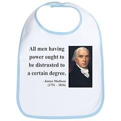James Madison 1 Bib