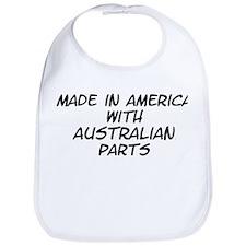 Australian Parts Bib