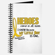 Heroes All Sizes 1 (Little Boy) Journal