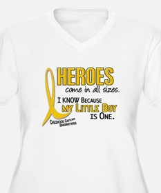 Heroes All Sizes 1 (Little Boy) T-Shirt