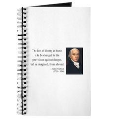James Madison 3 Journal