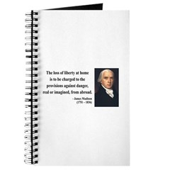 James Madison 3 Journal