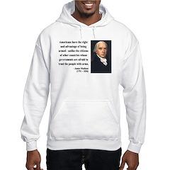 James Madison 6 Hoodie