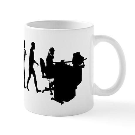 Receptionist Switchboard operator Mug