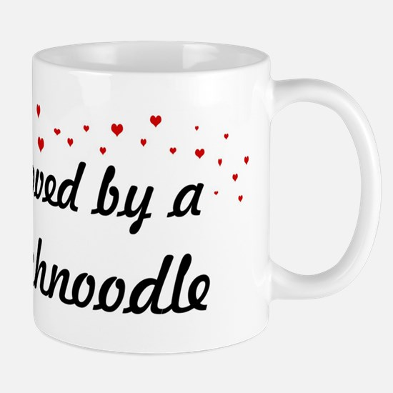 Loved By Schnoodle Mug