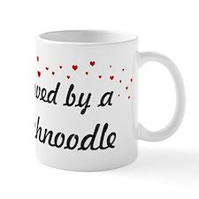 Loved By Schnoodle Mug