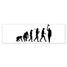 Tourist Guide Historian Bumper Bumper Sticker