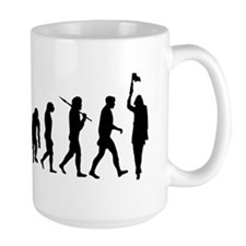 Tourist Guide Historian Mug
