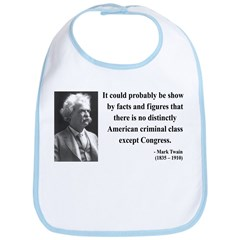 Mark Twain 16 Bib