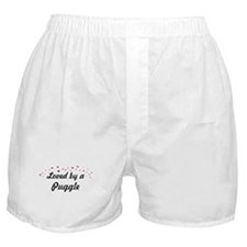 Loved By Puggle Boxer Shorts