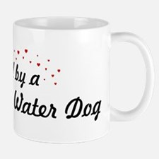 Loved By Portuguese Water Dog Small Small Mug