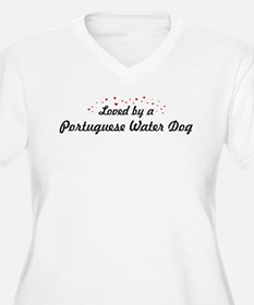 Loved By Portuguese Water Dog T-Shirt