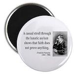 Nietzsche 4 Magnet