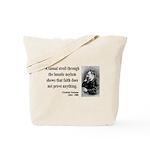 Nietzsche 4 Tote Bag