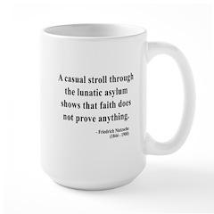 Nietzsche 4 Large Mug