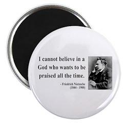 Nietzsche 5 Magnet