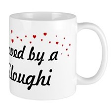 Loved By Sloughi Mug