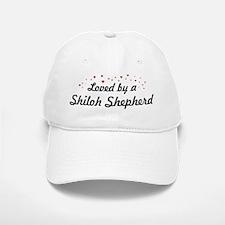 Loved By Shiloh Shepherd Baseball Baseball Cap