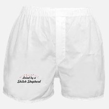 Loved By Shiloh Shepherd Boxer Shorts
