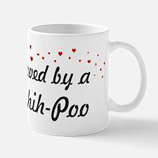 Loved By Shih-Poo Mug