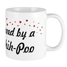 Loved By Shih-Poo Mug