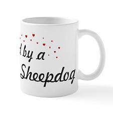 Loved By Shetland Sheepdog Small Mugs