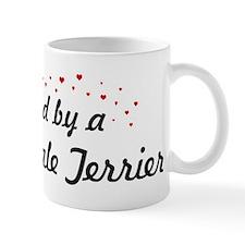 Loved By Patterdale Terrier Mug
