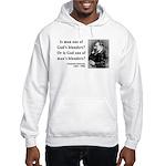 Nietzsche 11 Hooded Sweatshirt