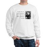 Nietzsche 11 Sweatshirt