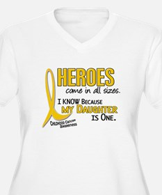 Heroes All Sizes 1 (Daughter) T-Shirt