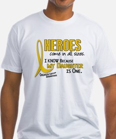 Heroes All Sizes 1 (Daughter) Shirt