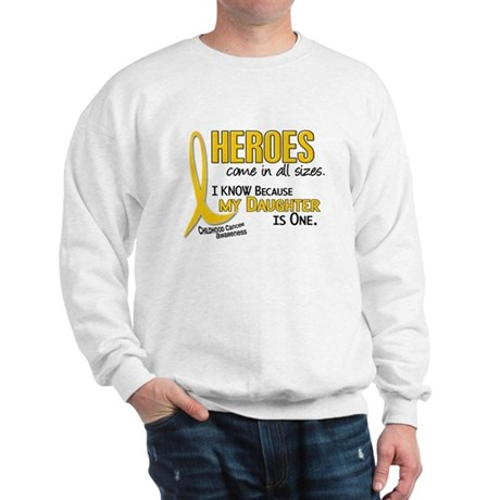 Heroes All Sizes 1 (Daughter) Sweatshirt