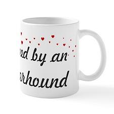 Loved By Otterhound Mug