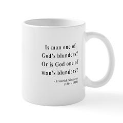 Nietzsche 11 Mug