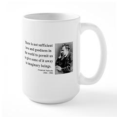 Nietzsche 28 Mug