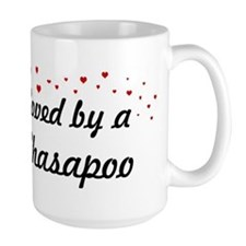 Loved By Lhasapoo Mug