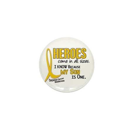 Heroes All Sizes 1 (Son) Mini Button