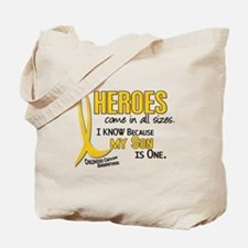 Heroes All Sizes 1 (Son) Tote Bag