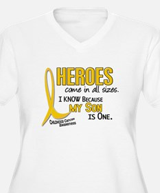 Heroes All Sizes 1 (Son) T-Shirt