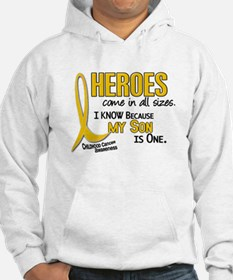 Heroes All Sizes 1 (Son) Hoodie