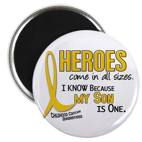Heroes All Sizes 1 (Son) Magnet