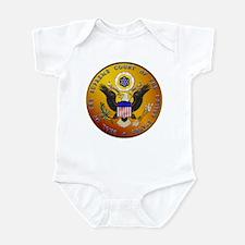US Supreme Court Infant Creeper