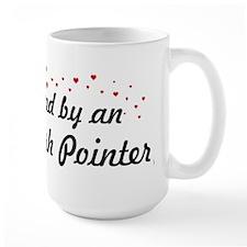 Loved By English Pointer Mug